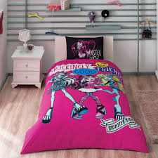 monster high twin bed set 3482