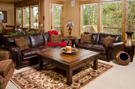 Best Rustic Living Room Furniture Appealing