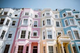 104 Notting Hill Houses Walking Itinerary Most Instagrammable Streets The Ginger Wanderlust