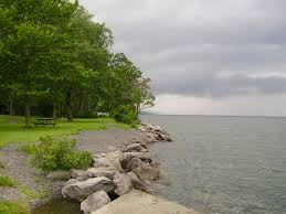 Cayuga Lake State Park a New York park located near Auburn