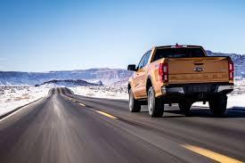100 Fuel Economy Trucks 2019 Ford Ranger Wins MPG Title GearJunkie