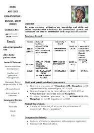 Resume Format Bsc Nursing Fresher And For Produce Amazing Freshers Pdf 345