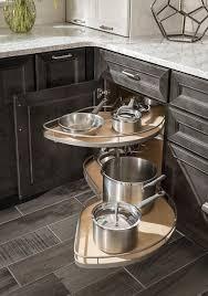 options for maximizing your corner kitchen cabinets bkc kitchen