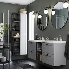 enhet tvällen badezimmer set 15 tlg grau rahmen