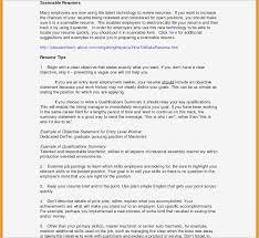 Accomplishment Statements Resume New Objective For Fresh Statement