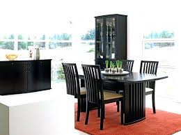 Formal Dining Room Sets With China Cabinet Table Contemporary