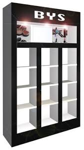 Skincare Cosmetics Display Cabinets Kiosks