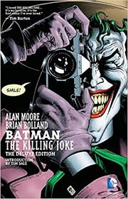 Batman Un Long Halloween Pdf by Amazon Fr Batman The Killing Joke Deluxe Edition Alan Moore