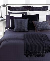 Macys Bedding Collections by Lauren Ralph Lauren Bedding Navy Glen Plaid Suite Collection