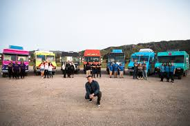 The Great Food Truck Race Takes On The Wild West In Return Of Summer ...