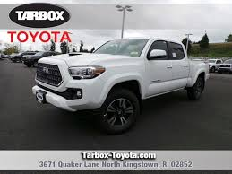 New 2019 Toyota Tacoma TRD Sport Double Cab In North Kingstown #7155 ... New 2018 Toyota Tacoma Trd Sport Double Cab 5 Bed V6 4x2 Automatic 2019 Upgrade 4 Door Pickup In Kelowna Preowned 2017 Crew Highlands Sr5 Vs 2015 4x4 Reader Review Product 36 Front Windshield Banner Decal Truck Off Chilliwack 2016 Used 4wd Lb At Feature Focus How To Use Clutch Start Cancel The I Tuned Suspension Nav