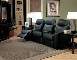 Cinetopia Living Room Skybox by Theater Living Room Seating