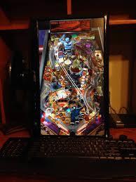 Virtual Pinball Cabinet Flat Pack by My First Cab Aka