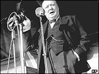 bbc news uk education churchill s iron curtain speech online
