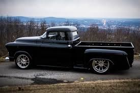 1955 CHEVROLET CUSTOM STEPSIDE BAGGED TRUCK For Sale In Huntsville ...