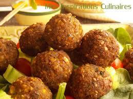 recettes de cuisines recette falafels maison facile le cuisine de samar