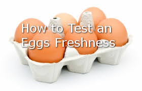 Bad Eggs Float Or Sink In Water by How To Test An Eggs Freshness