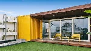100 Shipping Container Studio Rooftop YouTube