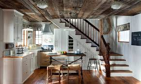 104 Wood Cielings Kitchens With En Ceiling Adding Warmth And Elegance In Style