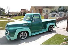1954 Ford F100 For Sale | ClassicCars.com | CC-993952 1954 F100 Old School New Way Cool Modified Mustangs Ford Burnyzz American Classic Horse Power Custom Truck 72015mchmt1954fordtruckthreequarterfront Hot Rod Resto Mod F68 Monterey 2014 For Sale Classiccarscom Cc1028227 Pickup Classic Pick Up Truck From Arizona See Abes Journal Network Truck Used Sale