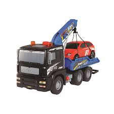 100 Toys R Us Trucks FAST LANE Pump Action Tow Truck Hong Kong