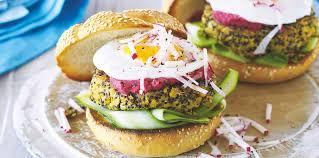 cuisine sans viande burgers végétariens nos recettes gourmandes et sans viande