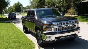 100 Chevy Truck Accessories 2014 Lifted Silverado Tungsten Metallic In
