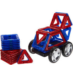 Magformers 31 Piece Magnetic Cruiser Building Set