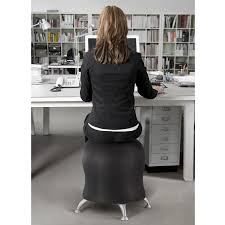 Physio Ball Chair Base by Zenergy Ball Chair Safco Products