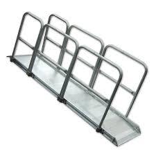 100 Truck Bed Ramp Relius Solutions Aluminum Walk 1200lb Capacity 36