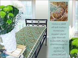 Big Lots Outdoor Bench Cushions by Furniture Amazing How To Make A Bench Cushion With Piping
