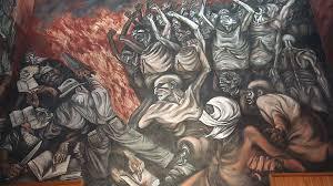 Jose Clemente Orozco Murales by Murales De José Clemente Orozco Recibirán Mantenimiento