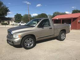 Buy Here Pay Here 2003 Dodge Ram 1500 For Sale In Brownwood, TX ...