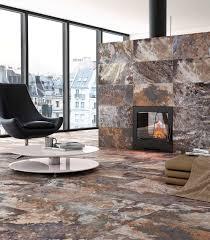 Indoor Tile Living Room Floor Wall