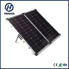 solar roof tiles 160w foldable solar panel charger for smartphones