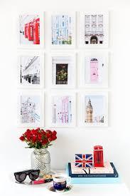 Cute Idea For A London Themed Room