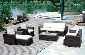 Wilson And Fisher Patio Furniture Replacement Cushions by Patio Ideas Crosley Furniture Palm Harbor 2 Piece Wicker Patio