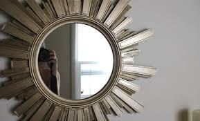 Wayfair Decorative Wall Mirrors by Mirror Round Wall Mirror Awesome Gold Round Mirrors Awesome