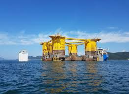 Dresser Rand Singapore Jobs by Cosco U0027s Heavy Lifter Loads Shell U0027s Appomattox Offshore Energy Today