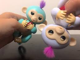 Two Of The Baby Monkey Fingerlings People Are Trying To Find In Stores Kirsten Acuna INSIDER