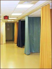 Sound Dampening Curtains Diy by We Developed A Special Quiet Hospital Cubicle Curtains To Increase