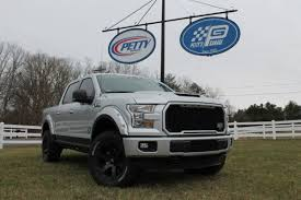 Petty's Garage Announce Custom Petty Packages For Ford F-150 Trucks ... Waldoch Custom Trucks Sca Ford For Sale At Dch Of Thousand Oaks Serving 2015 F150 Trucks Ready To Shine Sema Coolfords Tuscany Gullo Conroe Sarat Lincoln Vehicles Sale In Agawam Ma 001 Dee Zees 2011 Bds 2017 Lariat Supercrew Customized By Cgs Performance 2016 Lifted W Aftermarket Suspension Truck Extreme Team Edmton Ab 4x4 2018 Radx Stage 2 Silver Rad Rides Project Bulletproof Xlt Build 12