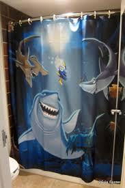Gorgeous Shark Shower Curtain 30 Giraffe Riding Shark Shower