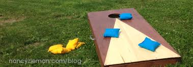 How To Sew Bean Bag Cornhole Bags By Nancy Zieman