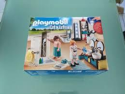 reserviert playmobil city 9268 badezimmer