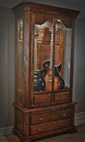 Best 25+ Guitar Cabinet Ideas On Pinterest | Guitar Storage ... 17 Best Top It Off Images On Pinterest Cupboards Declutter And Wooden Jewelry Armoire Cabinet Brown Best Choice Products 729 Marquetryinlay Woodwork Custom W Walnut Finish Hives Honey Hillary With Mirror Wayfair Distressed An Old Armoire Made Into A Guitar Cabinet P1 My Gear 2011 Fender American Stratocaster 2014 Chapman Ml3rc Sapele Guitar Micro Home Keep You Tasured Safe And Secure With Kohls Wall Mount Box Design 60 Bijoux