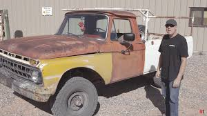 100 Oldride Classic Trucks Roadkill Star Revisits His Old Ford Pickup Video Fordcom