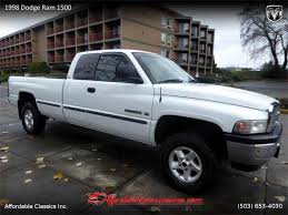 1998 Dodge Ram 1500 For Sale | ClassicCars.com | CC-1067101 9second 2003 Dodge Ram Cummins Diesel Drag Race Truck 2010 2500 Reviews And Rating Motor Trend Get Cash With This 2008 3500 Welding Militarized Pinteres 0914 Procharger Install Dakota Wikipedia Laramie 4dr Mega Cab 4wd Diesel For Sale In Is About To Uncage The Most Powerful Factorybuilt Half Ton First Drive Aev Prospector Autoweek Used Lifted 2018 4x4 For Sale Ford F150 Tremor Vs Express Battle Of The Standard Cabs 2016 Rebel Addon Replace Tuning Gta5modscom