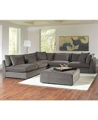 elliot fabric sectional collection created for macy s sectional