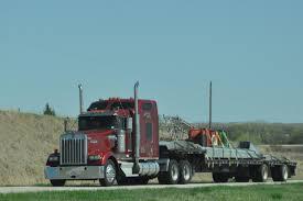 100 Texas Express Trucking On The Road In Nebraska Pt 1